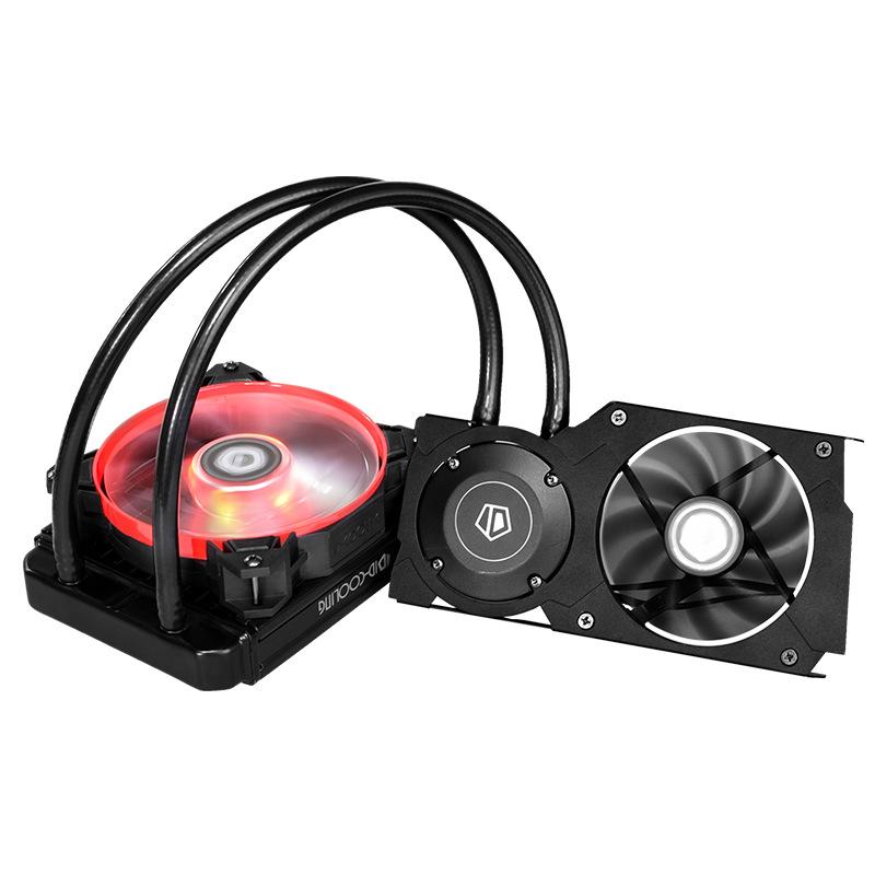 ID-COOLING bộ tản nhiệt Frostflow 120VGA card tản nhiệt làm mát bằng nước 120 card đồ họa tản nhiệt