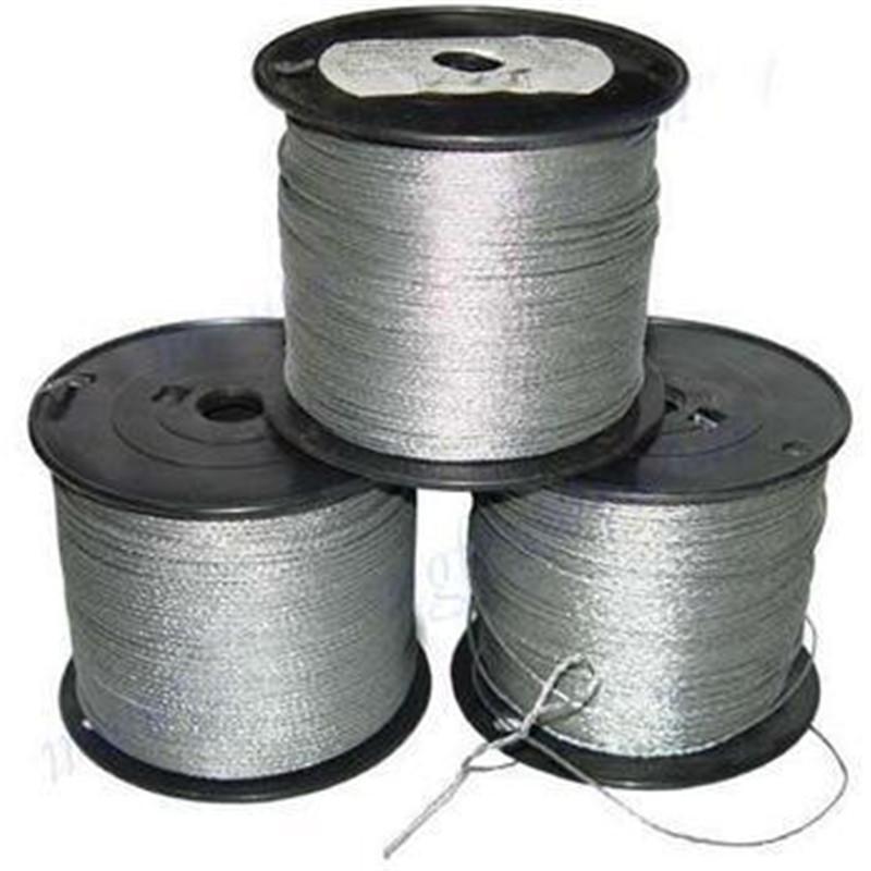 Dây cáp Dây thép mạ kẽm ngoài luồng, dây thép, dây xoắn, dây thép, dây thép đen