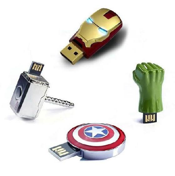 OEM USB Bán buôn Iron Man U đĩa Avengers U đĩa Đội trưởng Hoa Kỳ Raytheon Optimus Prime U đĩa quà tặ