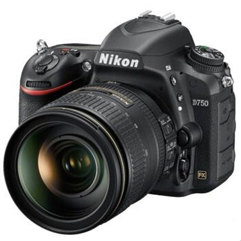 Máy ảnh phản xạ ống kính đơn DSLR full-frame Nikon / D750