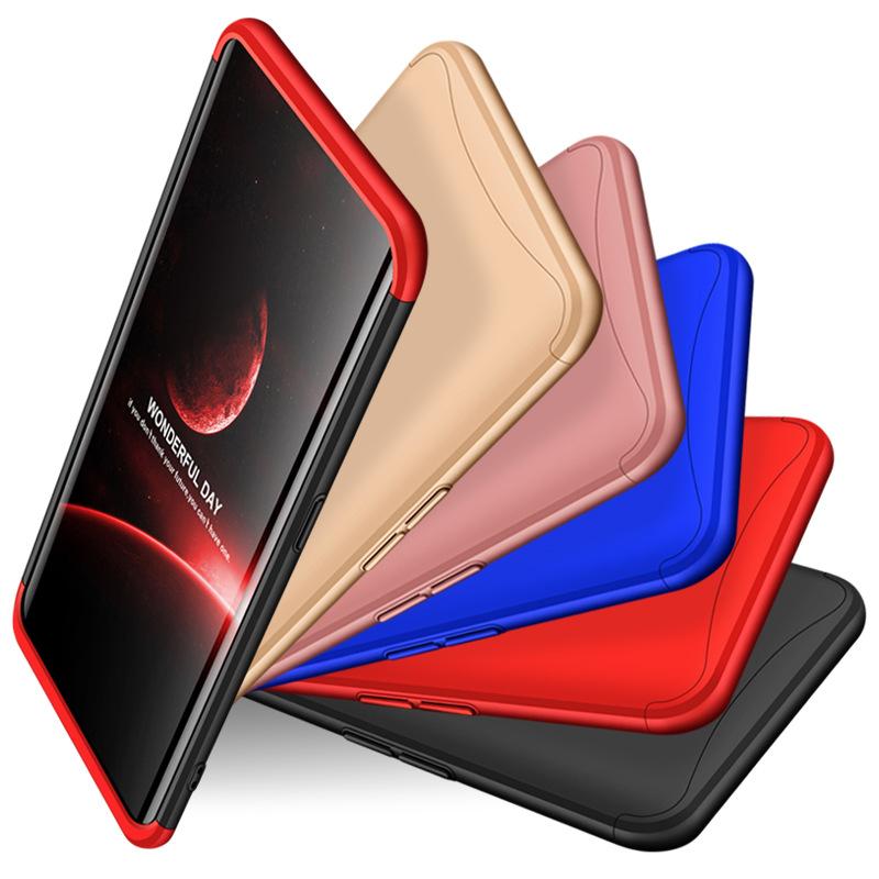 GKK Cửa hàng phụ kiện chất lượng cao GKK cho oppo find x vỏ điện thoại di động R17 vỏ điện thoại mờ