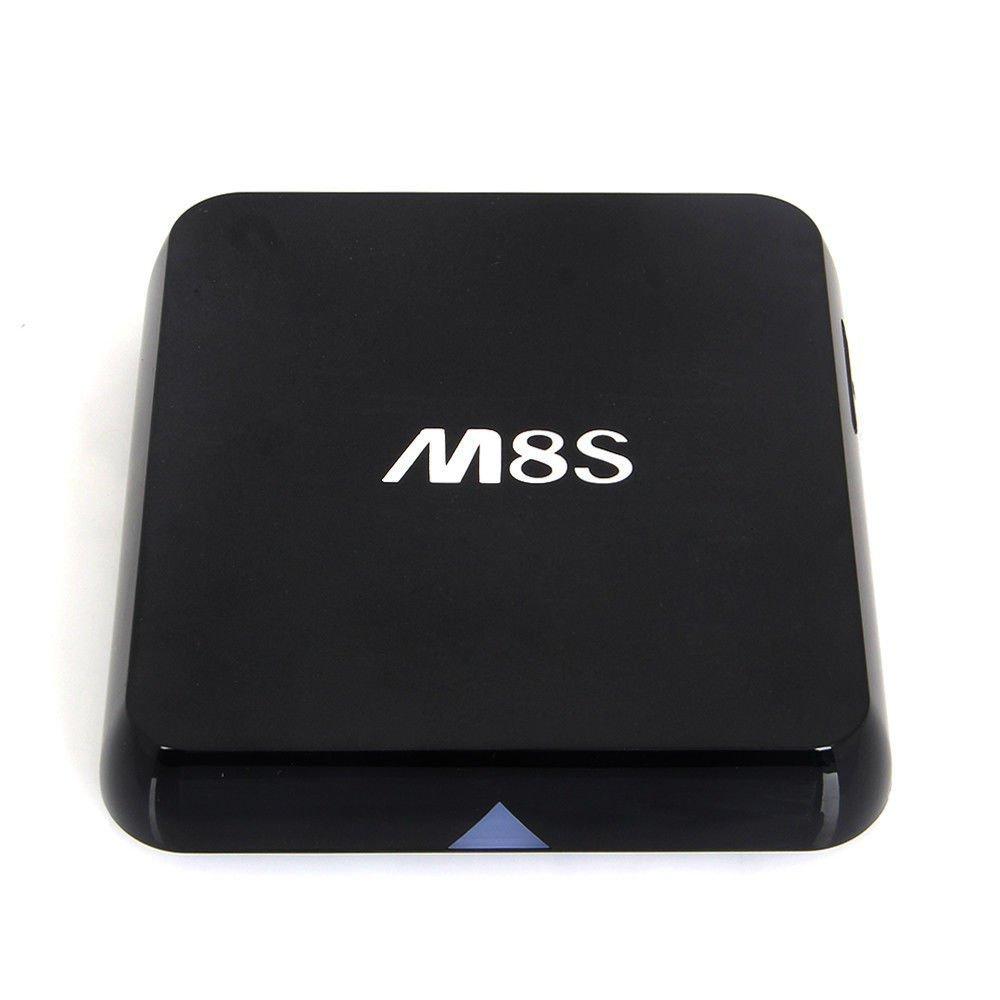 ZHONGXING Thiết bị kết nối Internet cho TV Trình phát mạng M8S HD S812 2 + 8G Android Smart