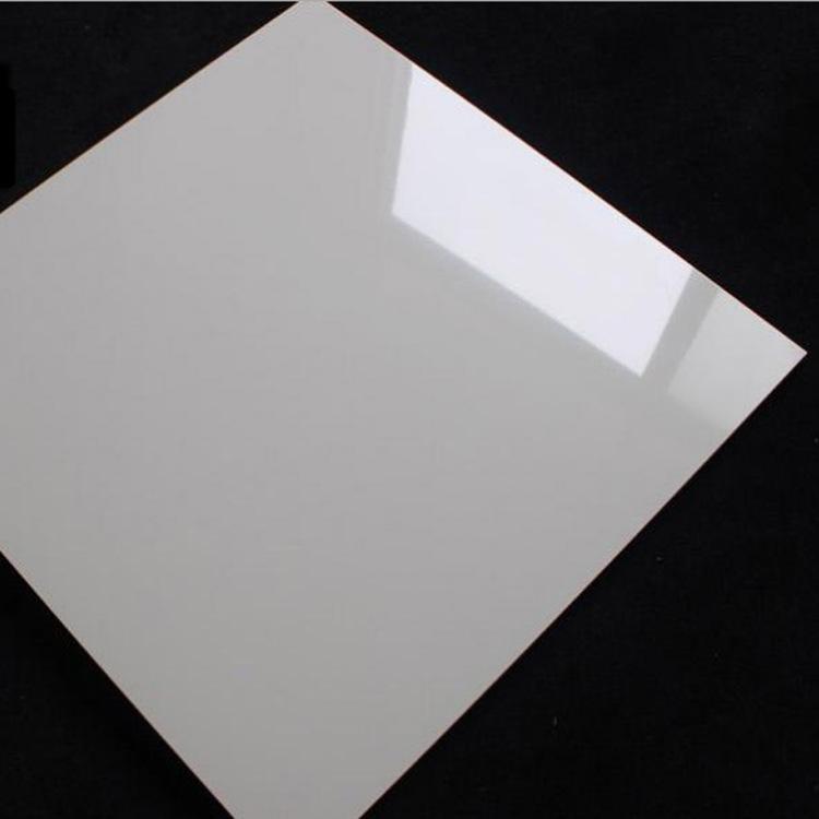 LYSL Gạch men sứ Nhà máy sản xuất gạch ốp lát trực tiếp 600 * 600 cực trắng đánh bóng Bán buôn siêu