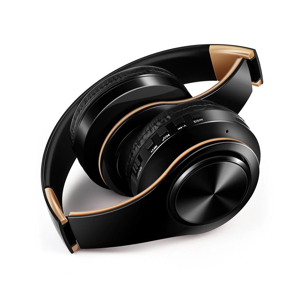 ZHONGXING Tai nghe Nhà máy nâng cấp trực tiếp phiên bản 5.0 Tai nghe Bluetooth Tai nghe không dây gậ