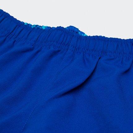 Thị trường trang phục trẻ em  Adidas chính thức Adidas đào tạo nam lớn trai lớn dệt quần short BJ816