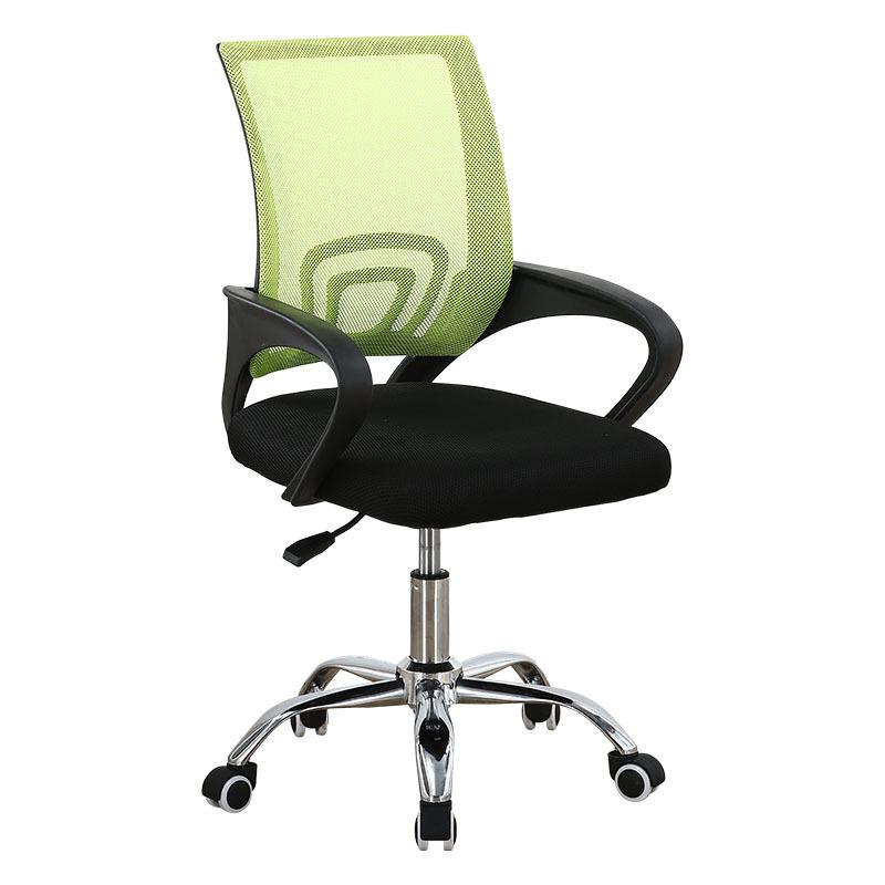 BAJIE ghế văn phòng Lưới đơn giản nhân viên nhà họp ghế sinh viên phòng ngủ ghế nâng máy tính ghế xo