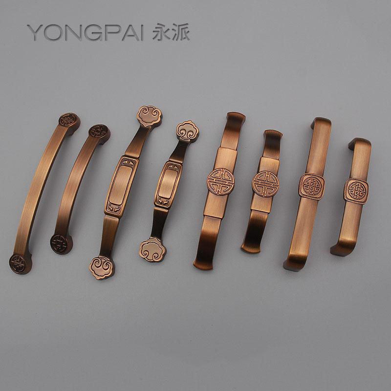 YONGPAI Thị trường ngũ kim Mới Trung Quốc hợp kim kẽm xử lý tủ quần áo cà phê xử lý ngăn kéo xử lý t
