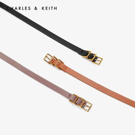 đồ trang trí trang phục  CHARLES & KEITH Thắt lưng CHARLES & KEITH CK4-42250232 Khóa kim loại đơn gi