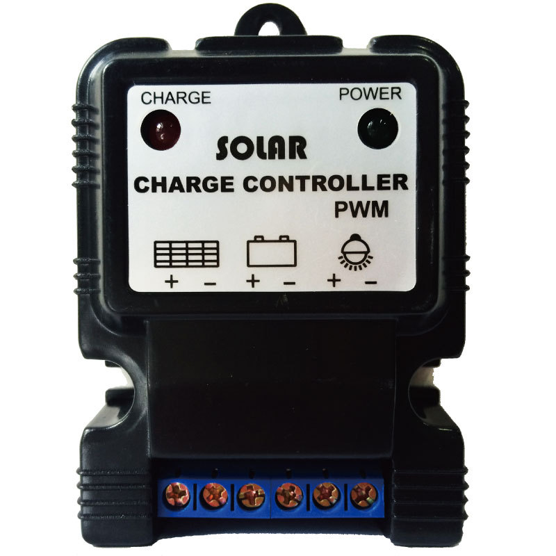 Bộ điều khiển năng lượng mặt trời 12V 6V Bộ điều khiển sạc năng lượng mặt trời 3a