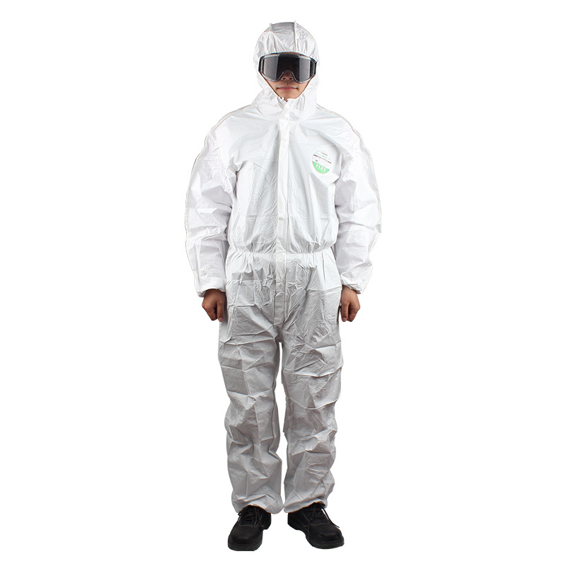 Lakeland Trang phục bảo hộ Quần áo bảo hộ dùng một lần Lakeland AMN428E Quần áo bảo hộ một mảnh sơn