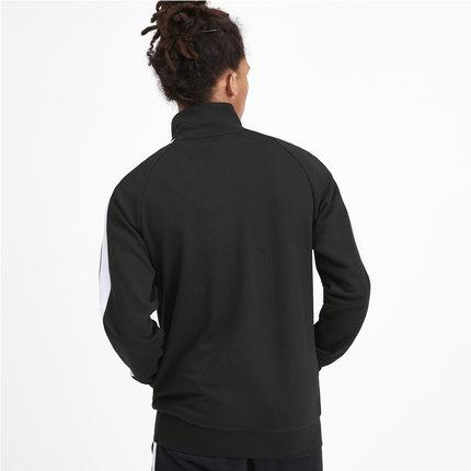 Áo khoác PUMA Hummer chính thức áo khoác nam mùa xuân và mùa thu cổ điển mới áo khoác ICONIC 595976