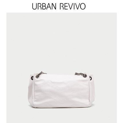 Túi xách nữ thời trang  UR ĐÔ THỊ REVIVO2019 mùa hè phụ nữ mới phụ kiện túi xách xe AG14SB4N2007