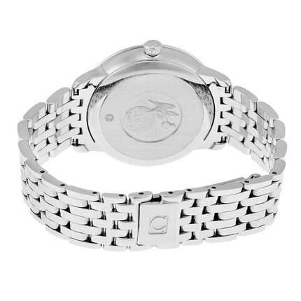 Đồng hồ thông minh  OMEGA Đồng hồ gốc Omega chính hãng đồng hồ nữ đĩa bay đồng hồ cơ nữ 424.10.33.20
