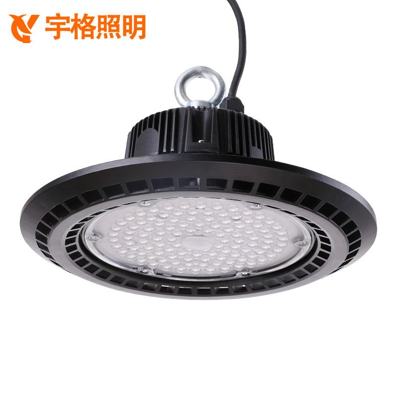YUGE Đèn LED khai khoáng UFO khai thác đèn bay đĩa bay không thấm nước khai thác đèn nhà máy cao đổ