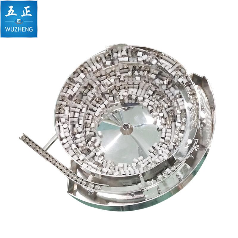 WUZHENG Máy sàng Nhà sản xuất tấm rung không chuẩn tiêu chuẩn Tấm tụ điện Thép không gỉ tấm rung tự