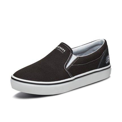 Giày nữ trào lưu Hot  Skechers Giày nữ SKECHERS thời trang đơn giản Giày thể thao một chân giày vải