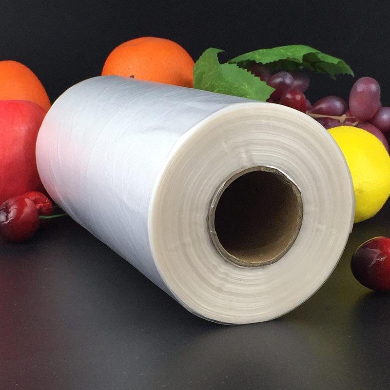 XIANPAI Túi PE PE giữ tươi túi thực phẩm túi breakpoint cuộn túi siêu thị băm nhỏ túi trái cây và ra