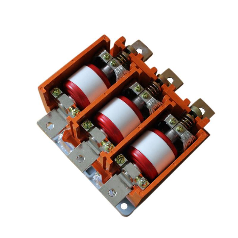 XIANGKAI Cầu dao điện cao áp Công tắc tơ chân không cao áp CKJ5-63A 80A 125A 160A 1.14KV 220 V 380V