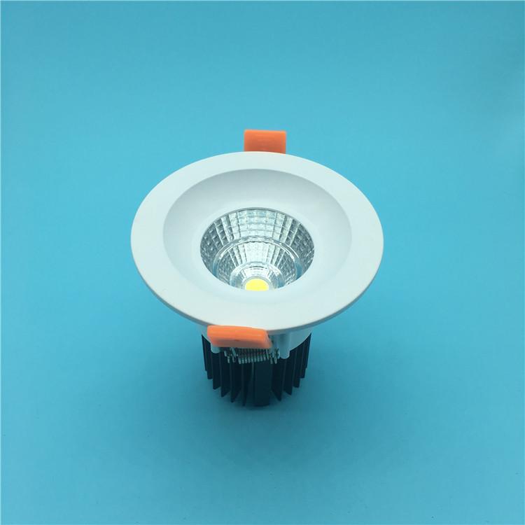 LVWEI Đèn âm trần bộ Bộ đèn trần nhà bằng nhựa nhúng 8