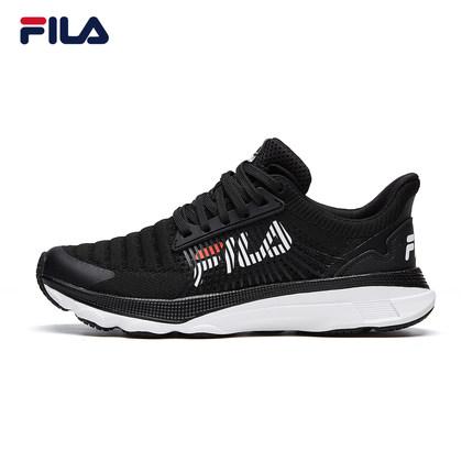 Giày lười / giày mọi đế cao FILA Fila Official SURROUND Giày chạy bộ nữ 2019 Mùa thu mới Giày thể th