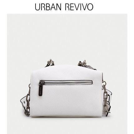 Túi xách nữ thời trang  UR ĐÔ THỊ REVIVO2019 hè mới dành cho nữ thanh niên phụ kiện in túi Messenger