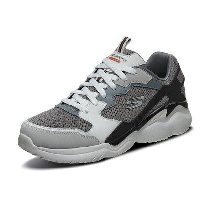 thị trường giày nam  Skechers SKECHERS 2019 giày nam mới nền tảng retro giày cũ ngoài trời giày thôn