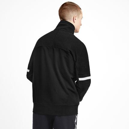 Áo khoác PUMA Hummer chính thức Đàn ông mùa thu và mùa đông khóa kéo giản dị áo len khâu áo khoác XT