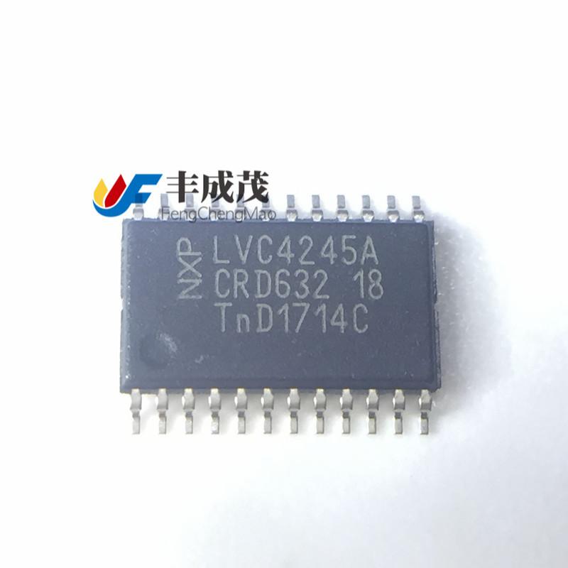 TI IC Mạch tích hợp NXP: Bộ chuyển đổi 74LVC4245APW LVC4245A TSSOP-24 Điểm mới