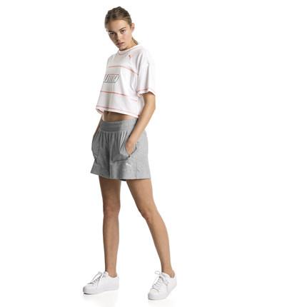 Quần PUMA NUM chính thức của PUM Hummer với quần short nữ Evostripe 844059