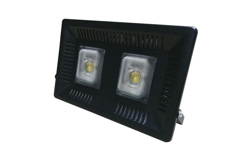 Vỏ chụp đèn chiếu điểm (Phụ kiện vỏ) Đèn pha 100W0.6W loại đèn pha chiếu sáng cảnh quan nhà máy đèn