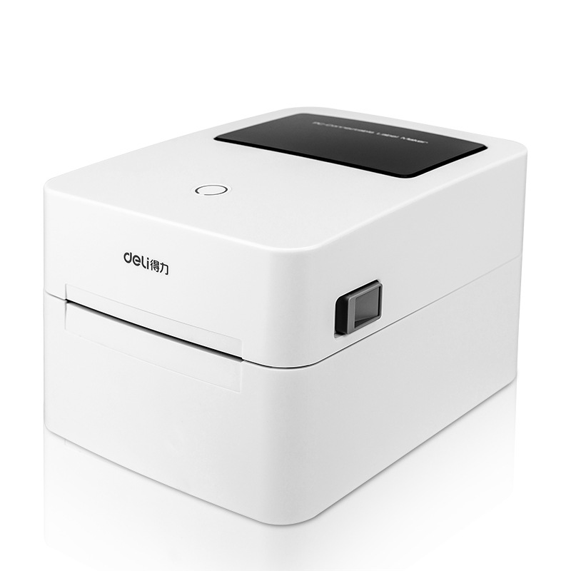 Máy in mã vạch đơn nhiệt điện tử DL-730C - DELI