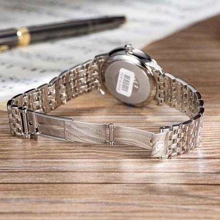 Đồng hồ thông minh  OMEGA OMEGA Omega đồng hồ đĩa bay loạt vài trên bàn tự động cơ học tên đồng hồ b