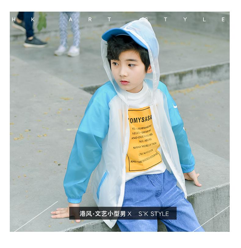 Áo khoác trẻ em  Váy áo hè dành cho trẻ em Áo ngắn ngắn ngắn Quần áo ngắn,