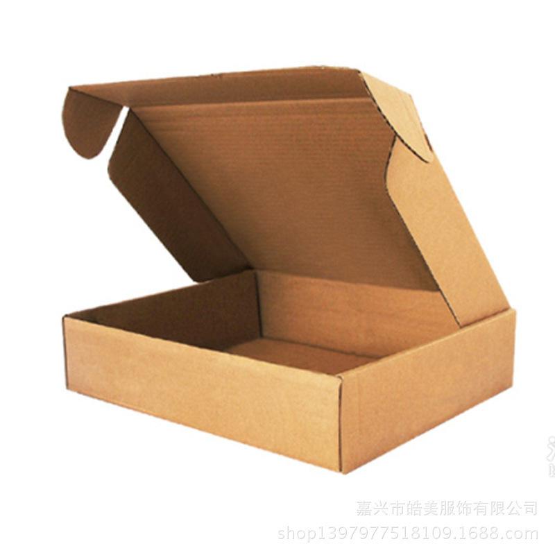Hộp giấy Hộp máy bay hộp quần áo đóng gói hộp quần áo lụa với hộp
