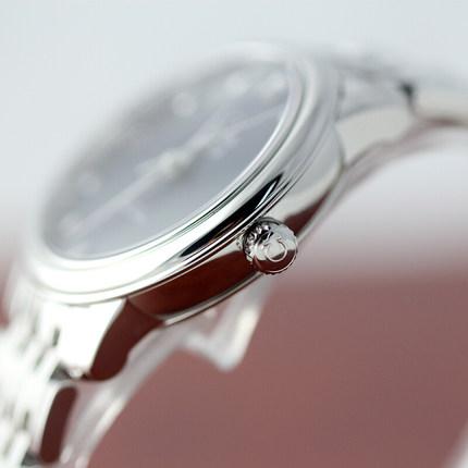 Đồng hồ thông minh  OMEGA Bảo hành toàn cầu Đồng hồ đeo tay nữ Omega Disc Flying Watch 424.10.33.20.