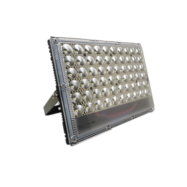 PSSZ Vỏ chụp đèn chiếu điểm Đèn LED lũ lụt Nhà ở chống nước lũ nhẹ Bộ chế độ riêng tư 60w Đèn lũ lụt