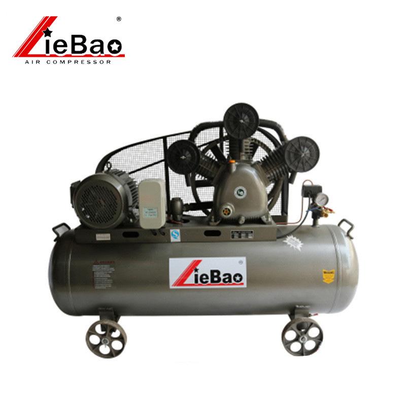 Máy nén khí piston LB100250 khối lượng 1,2