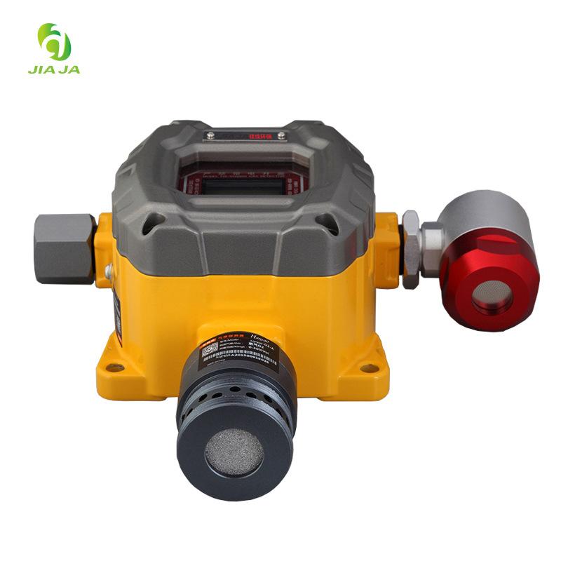 Thiết bị giám sát trực tuyến vocs thiết bị phân tích khí dễ cháy Công cụ báo động nồng độ amoniac