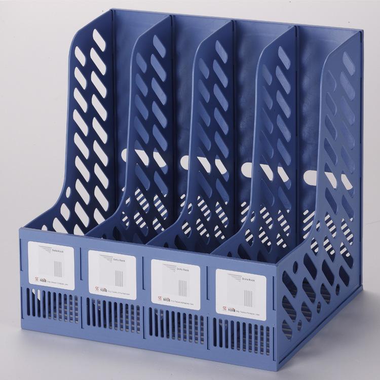 Kệ hồ sơ Basket ZS-3848 giỏ tệp chứa dữ liệu bằng nhựa