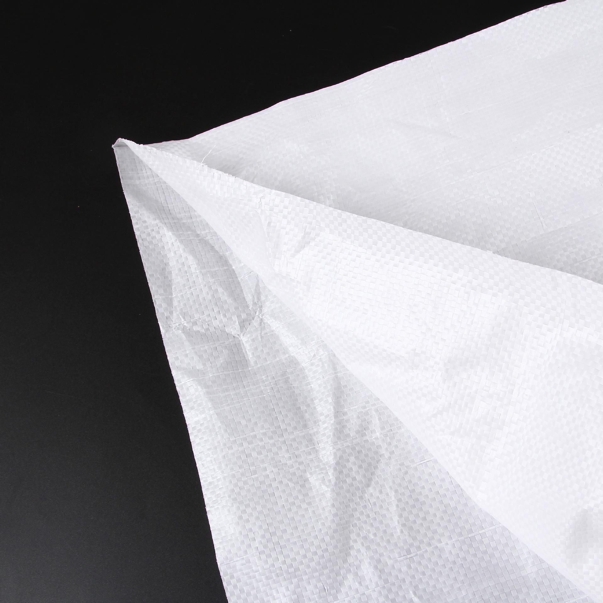 FENGNIAO Bao dệt Túi dệt tại chỗ nhựa PP Túi dệt trắng đốm rắn da túi tùy chỉnh in Túi dày dệt túi