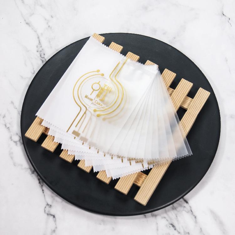 Thị trường bao bì nhựa Bao bì Youxin 2018 mới [Tết trung thu] túi bánh trung thu túi lòng đỏ trứng g
