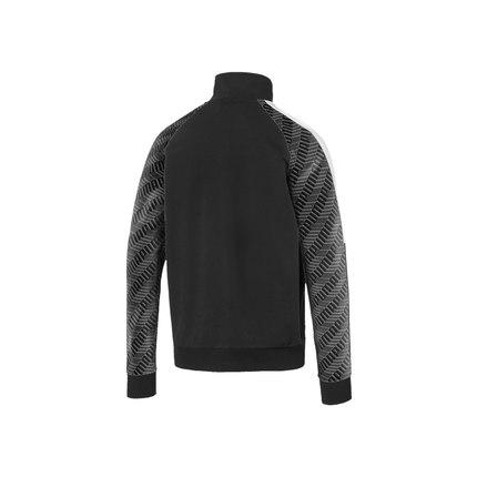 Áo khoác PUMA Hummer chính thức Yang Yang với áo khoác nam mùa thu và áo len giản dị T7 595956