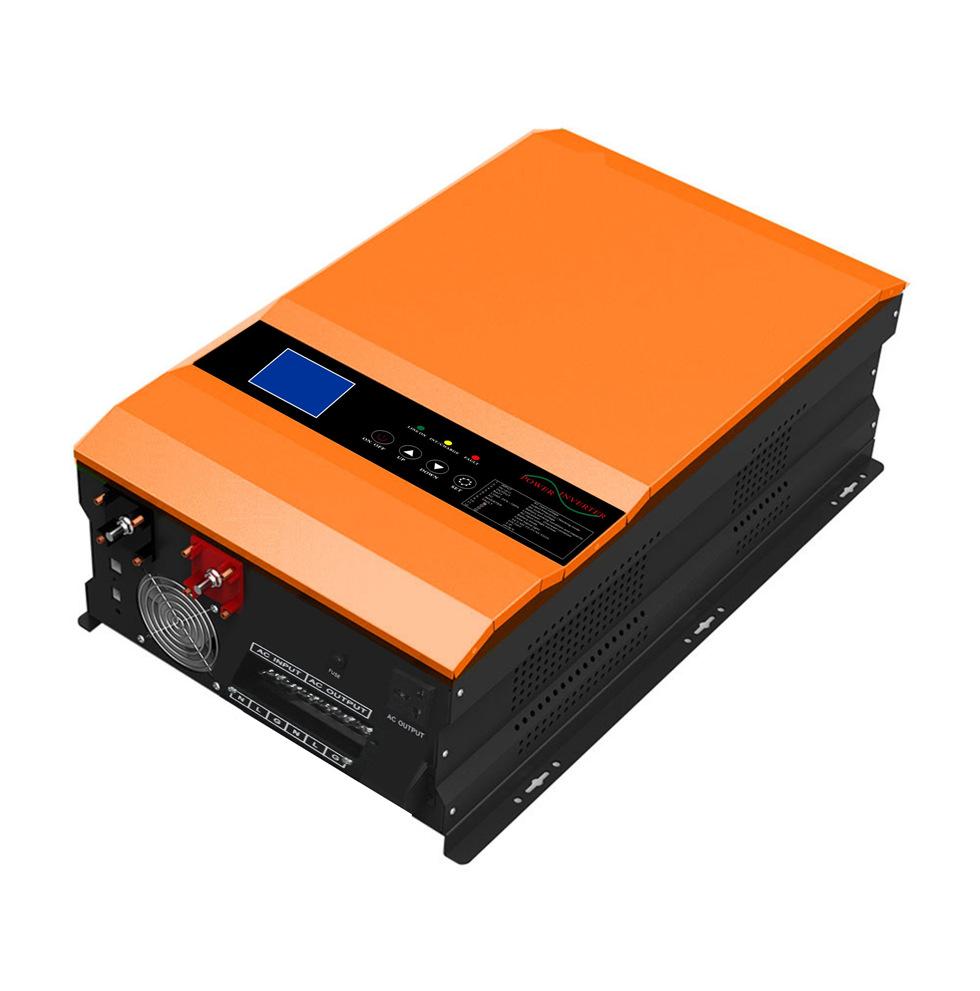Biến tần quang điện 8KW ~ 12KW điều khiển ngược năng lượng mặt trời điều khiển ngược tích hợp máy bi