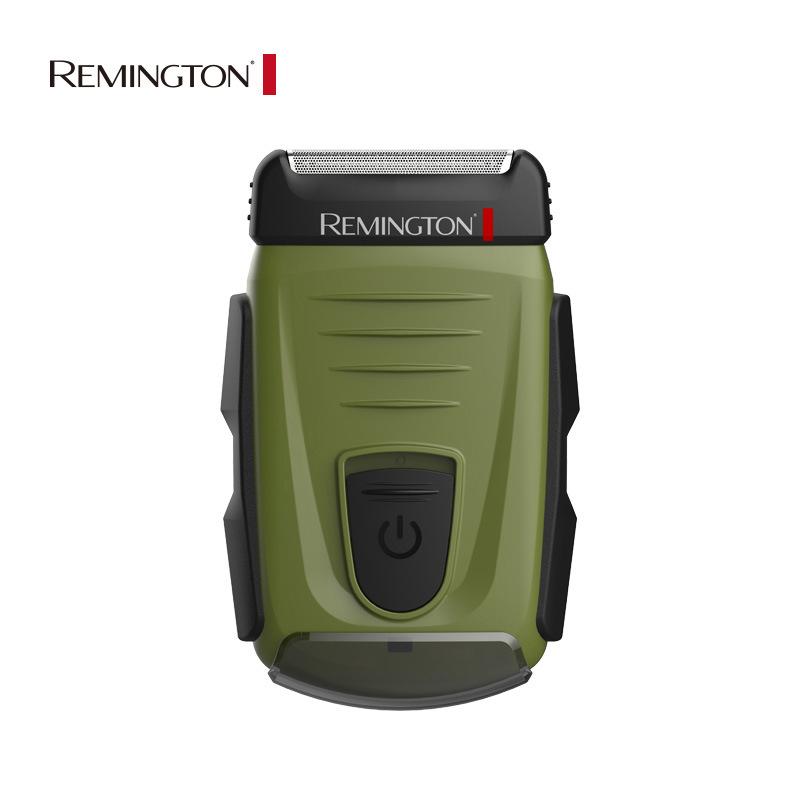 Dao cạo râu Hoa Kỳ Remington , dao cạo điện có thể sạc lại .
