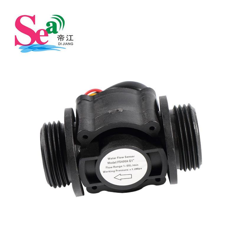 ZJ Cảm biến DN25 cảm biến lưu lượng cảm biến lưu lượng nước đồng hồ đo lưu lượng lớn 1 inch công ngh