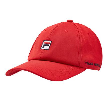 thị trường túi - Vali  FILA Mũ lưỡi trai chính thức của Fila Fila Mũ mùa hè 2019 Mũ mới giản dị
