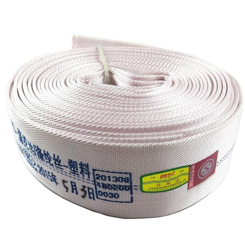 LONGTAO Vòi nước chữa cháy Dây đai nước chữa cháy 10-65-20 GB thiết bị chữa cháy Vành đai nước 20 m