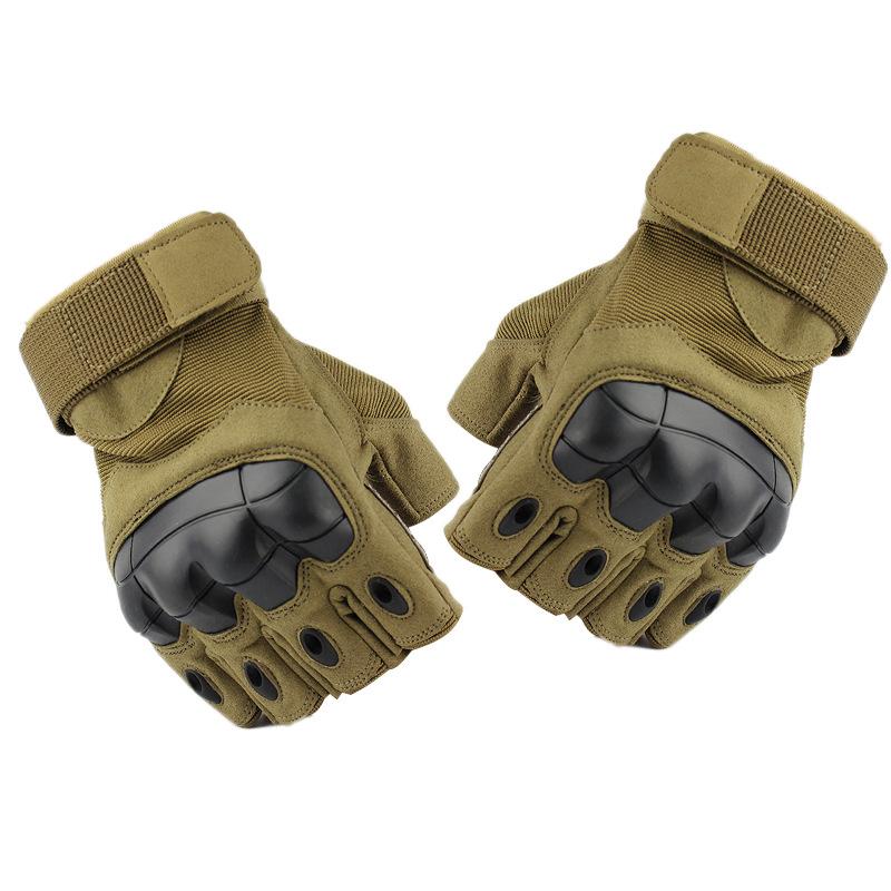 DAHAI Găng tay chống cắt Nhà máy trực tiếp leo núi ngoài trời chiến đấu chiến đấu cắt găng tay chống
