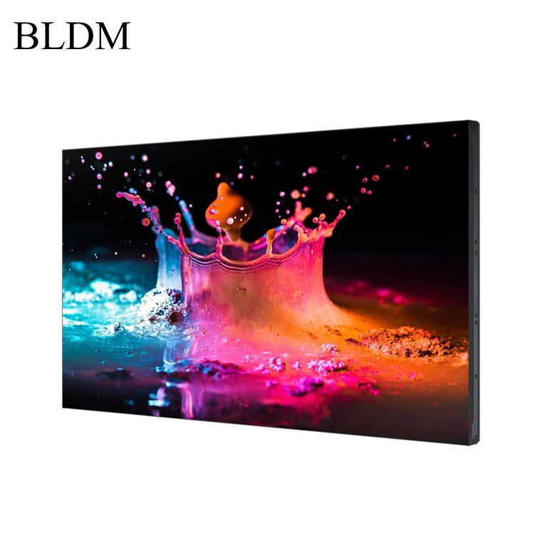 màn hình Samsung 55 inch LCD màn hình nối màn hình 3,5mm TV tường led