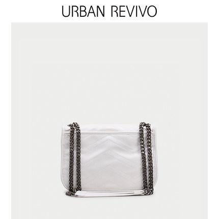 Túi xách nữ thời trang  UR ĐÔ THỊ REVIVO2019 mùa hè phụ nữ mới phụ kiện dòng xe messenger Túi xách A